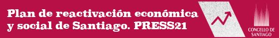 Plan de reactivación económica y social de Santiago. PRESS21